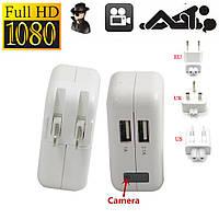Регистратор Камера USB зарядка HD 1080P 30fps  детектор движения