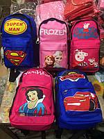 Детские рюкзаки для мальчика и девочки