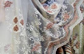 Гардинно-тюлевые ткани