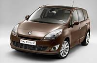 Защита картера двигателя и КПП Рено Сценик (с 2009 года) Renault Scénic