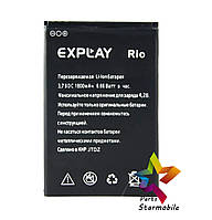 АКБ high copy Explay Rio/Rio Play (Li-polymer 3.7V 1800mAh)