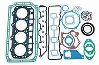 Комплект прокладок двигателя 4D94E погрузчик komatsu