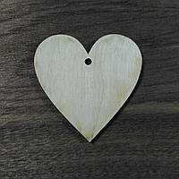 Сердце 10 см*10 см