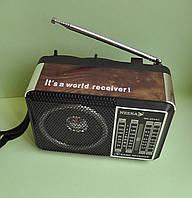 Радиоприёмник всеволновой NK-204AC FM(УКВ), TV, AM, SW1, SW2.