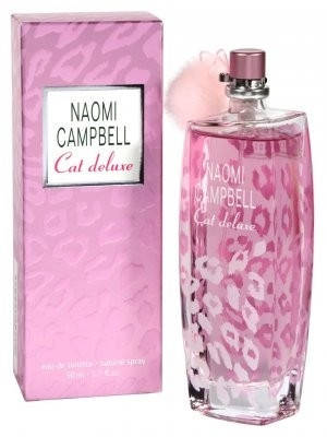 Женские духи Naomi Campbell Cat Deluxe edt 75 ml
