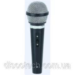 Микрофон шнуровой модель 111 караоке