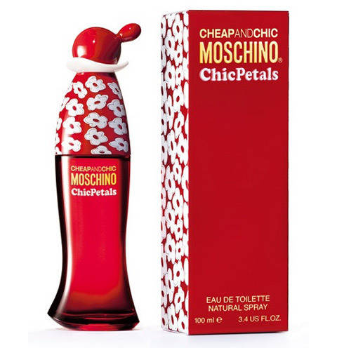 Женские духи Moschino Cheap And Chic Chic Petals edt 100ml