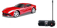 Машина на радиоуправлении Maisto RC 124 Scale Ferrari F12 Berlinetta Radio Control Vehicle(масштаб 1:24)