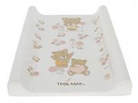 Пеленатор Teddy Bear MS-009 Tega Baby, белый
