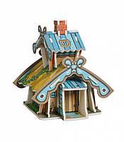 Сборная игрушка - пазл Теремок 055 УмБум
