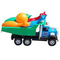 Детская машина Фарго с кеглями 009/7 Бамсик