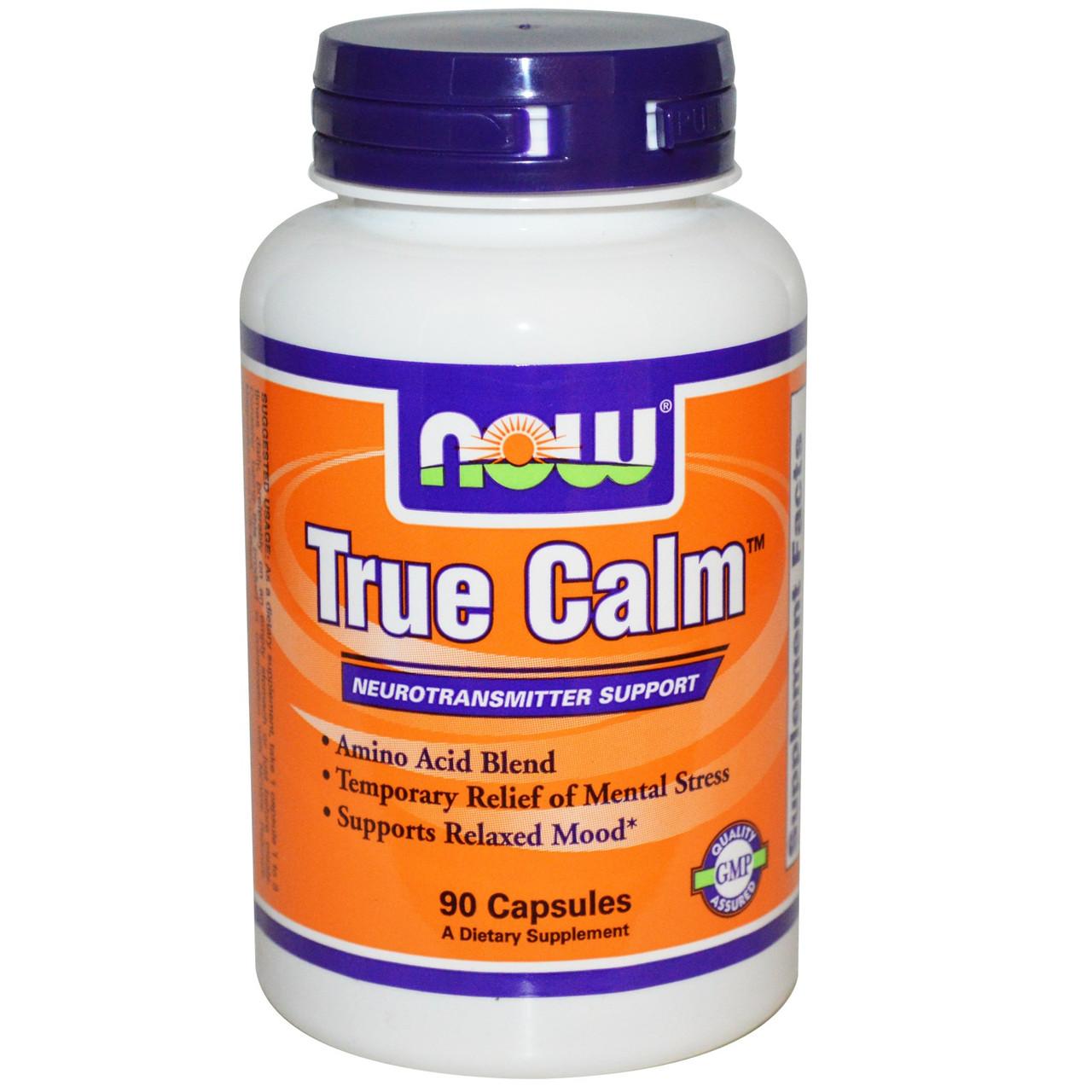 True Calm (90 veg caps)