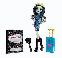 Monster High Travel Scaris Frankie Stein (Френки Штейн Скариж город страхов), фото 1