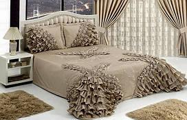 Дизайнерские покрывала на кровать