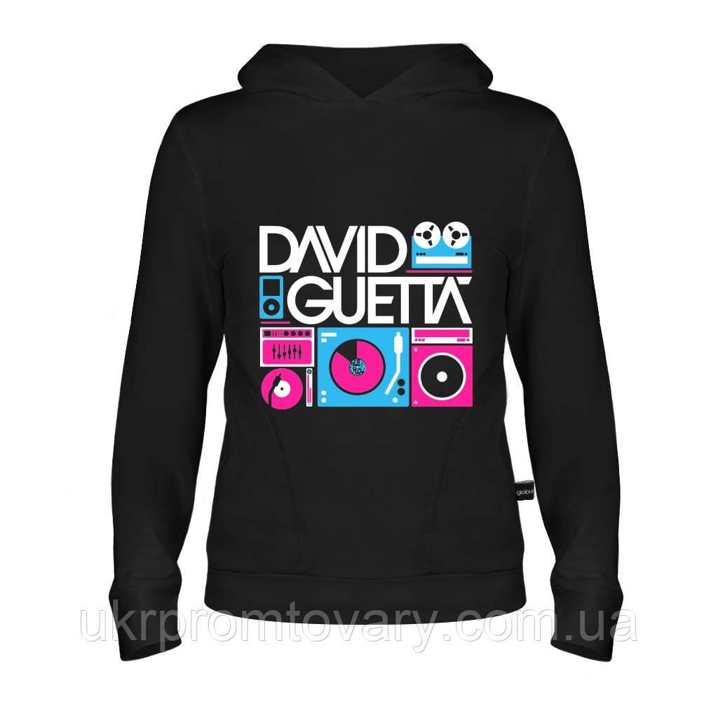 Кенгурушка женская - David Guetta, отличный подарок купить со скидкой, недорого