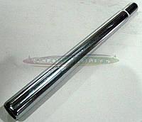 Труба под седло ф25.4 длина 30см