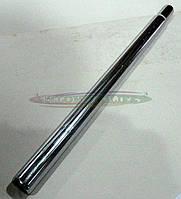 Труба под седло ф25.4 длина 40см