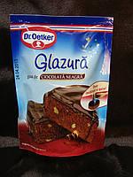 Глазурь темный шоколад