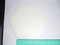 Поле Hama для термомозаики шестигранник большой
