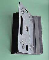 Чехол-трансформер для планшета 7 дюймов с окошками для фотокамеры, фото 1