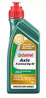 Масло трансмиссионное минеральное Castrol AXLE Z LIMITEDSLIP 90 1л