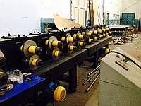 Оборудование для производство усилителя к пластиковым окнам