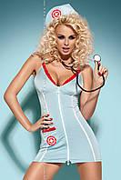Женское эротическое белье костюм Doctor dress