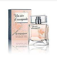 Женские духи Givenchy Un Air D Escapade edt 100ml