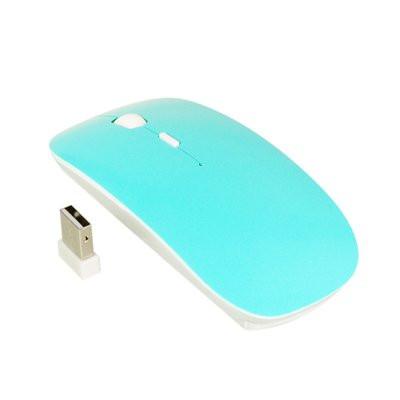 Беспроводная радио мышь wireless 2.4 ГГц Apple style