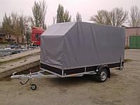 Прицеп для транспортировки квадроциклов, багги.