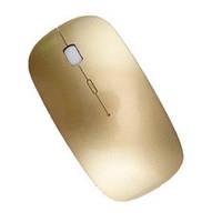 Беспроводная радио мышь wireless 2.4 ГГц Apple style, фото 1