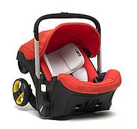 Doona - Детское автокресло-коляска, цвет красный, фото 1