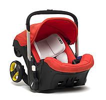 Doona - Детское автокресло-коляска, цвет красный