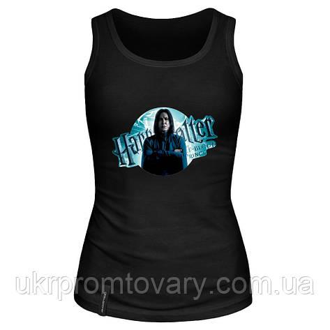 Майка женская (хлопок) - Гарри Поттер, отличный подарок купить со скидкой, недорого, фото 2