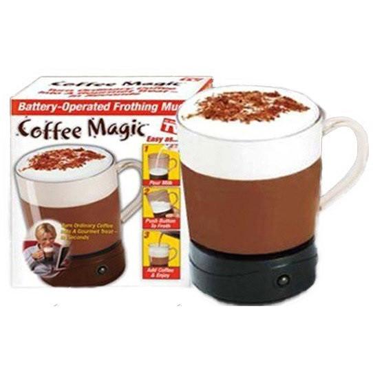Чашка Coffee Magic для приготовления кофе (чашка-мешалка)