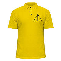 Мужская футболка Поло - Geek, отличный подарок купить со скидкой, недорого