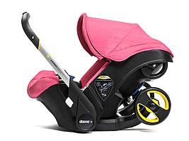 Doona - Детское автокресло-коляска, цвет розовый