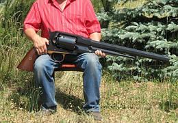Газобалонные пистолеты по типам взведения