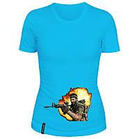 788787b6 Женская футболка - Call of duty, отличный подарок купить со скидкой,  недорого