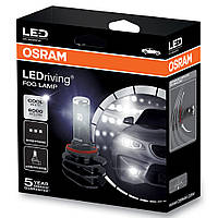 """Автомобильные светодиодные лампы """"OSRAM"""" LED (H8/ H11/ H16)"""