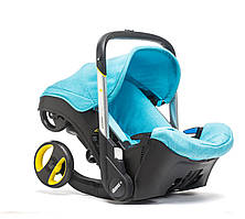 Doona - Детское автокресло-коляска, цвет бирюзовый