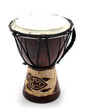 Барабан деревянный