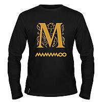 Лонгслив мужской - M mamamoo, отличный подарок купить со скидкой, недорого