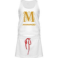 Платье - M mamamoo, отличный подарок купить со скидкой, недорого