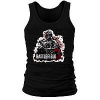 Майка мужская (хлопок) - Battlefield3, отличный подарок купить со скидкой, недорого