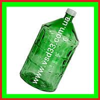 Бутыль 22 л. + Крышка пластиковая на бутыль.