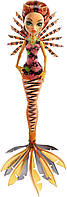 Кукла Monster High Toralei Stripe из серии Great Scarrier Reef.