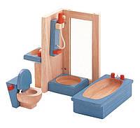 """Деревянная игрушка """"Ванная - Нео"""", Plan Toys, фото 1"""