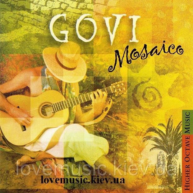 Музичний сд диск GOVI Mosaico (2002) (audio cd)