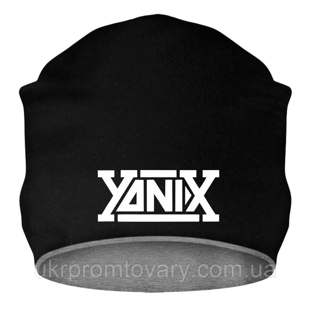 Шапка - Yanix logo, отличный подарок купить со скидкой, недорого